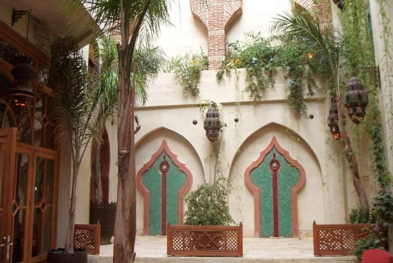 Maison arabe 3