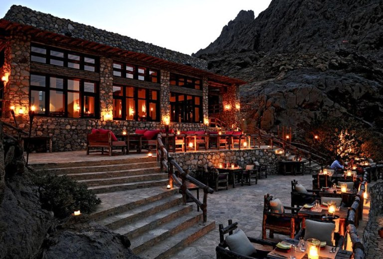 Six Senses Zighy Bay, Musandam