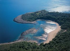 Mljet Panorama Cove Lemuni